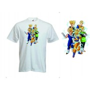 Camiseta Dragon Ball All Super Saiyan