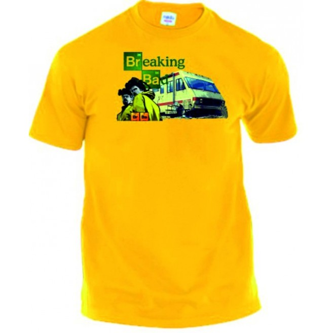 Camiseta Breaking Bad Van