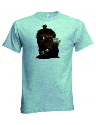 Camiseta Star Wars Chewaka Bebé