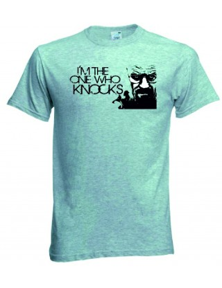 Camiseta Heisemberg I'm the one who knocks