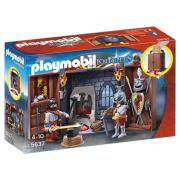 Cofre Caballeros Playmobil Knigths - Imagen 1