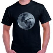 Camiseta Death Note Moon