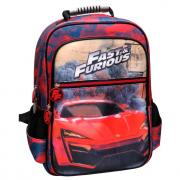 Mochila Fast and Furious adaptable 55cm - Imagen 1