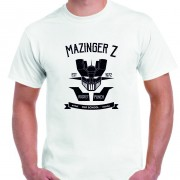 Camiseta Mazinger Z Old School