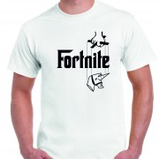 Camiseta Fortnite The Godfortnite