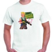 Camiseta Fortnite Battle Royale FNT