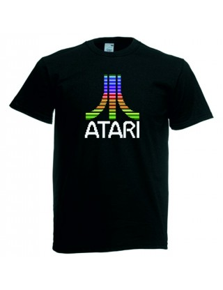 Camiseta Atari logo