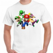 Camiseta Mario & Friends