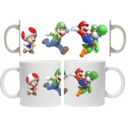 Taza Mario & Friends