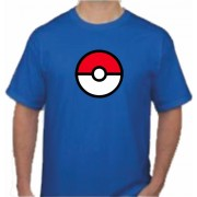 Camiseta Pokemon logo