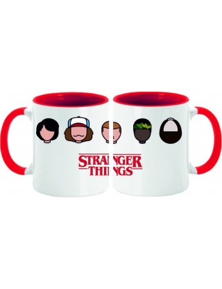 Taza Stranger Things Faces