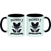 Taza Mazinger Z Old School