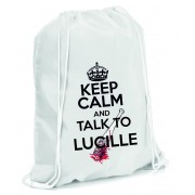 Mochila Keep Calm Lucille