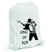 Mochila Michael Jackson King of Pop